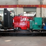 LD Cummins Diesel Generator Set 60~112kw