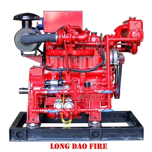 LD4D Fire Diesel Engines